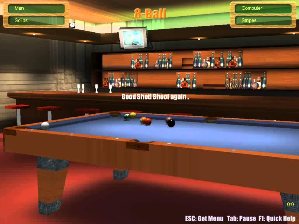 3D Live Pool-3