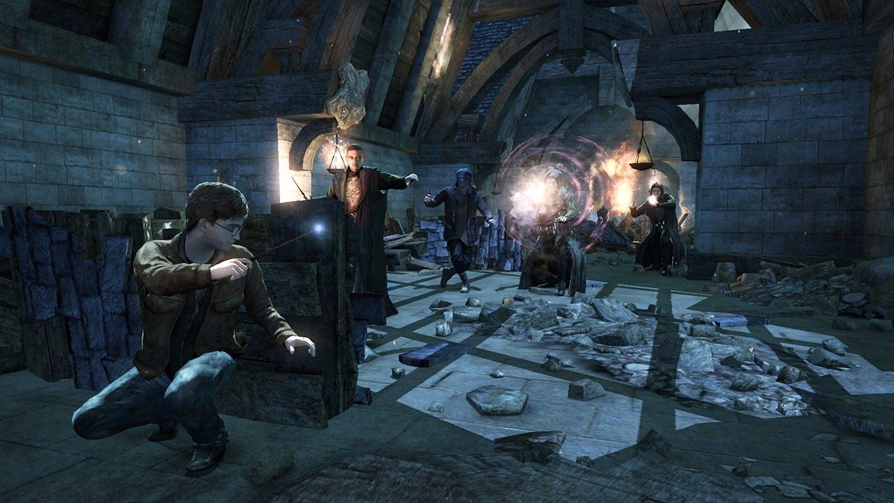 Harry Potter et les Reliques de la Mort Part. II-2