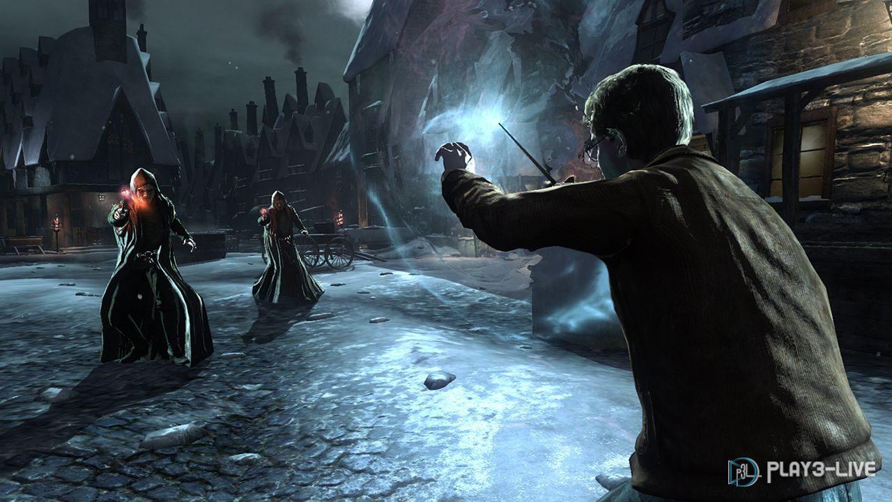 Harry Potter et les Reliques de la Mort Part. II-5