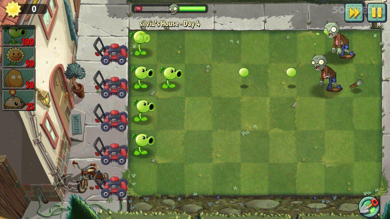 Télécharger Plants vs Zombies Télécharger Jeux PC Gratuits