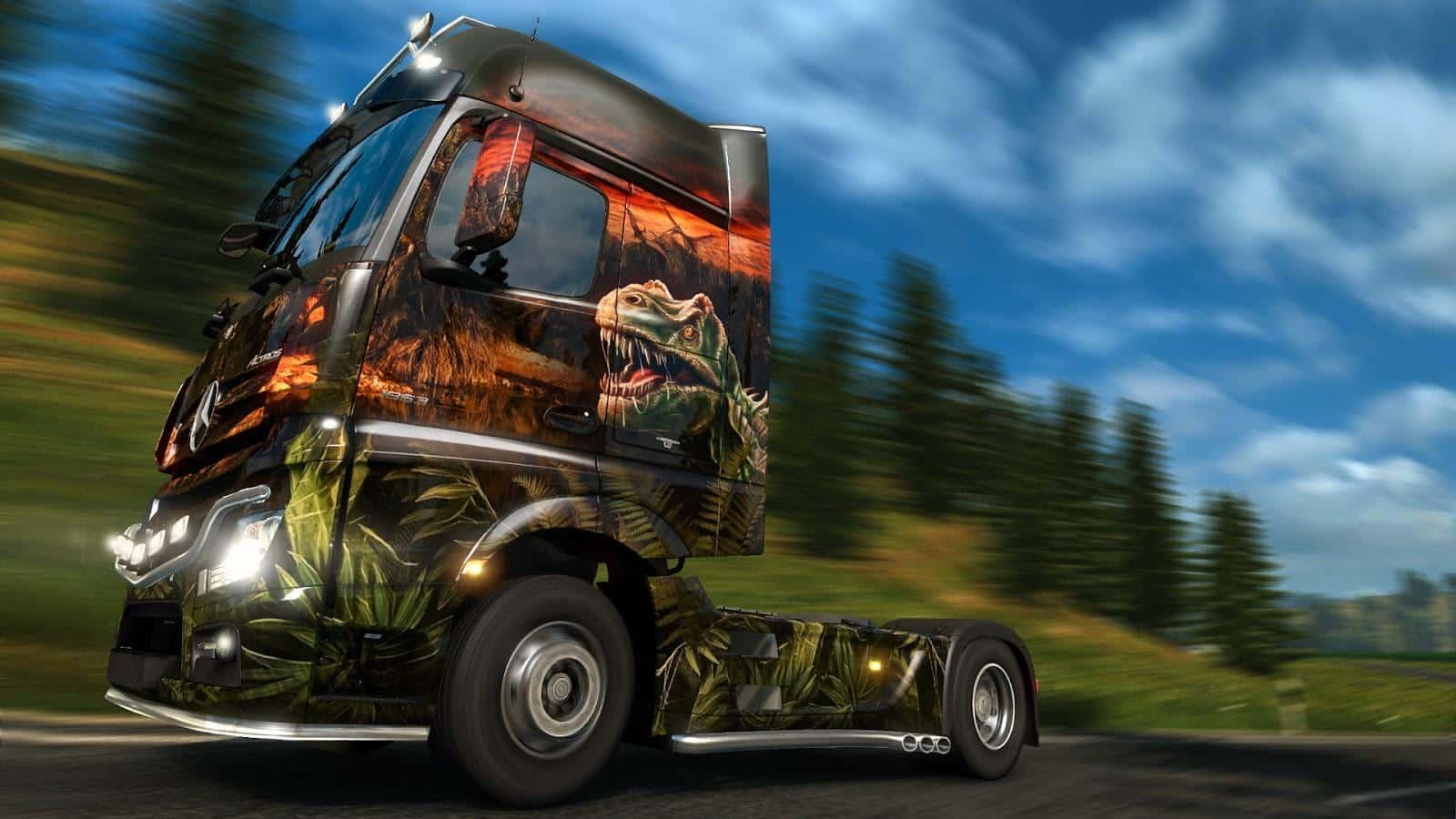 Télécharger Euro Truck Simulator 2 - commentcamarche.net