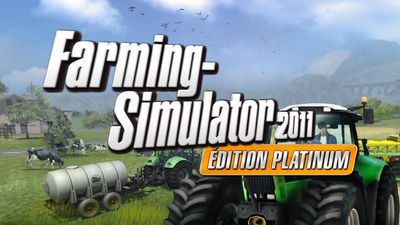 t l charger farming simulator 2011 gratuit t l charger jeux pc. Black Bedroom Furniture Sets. Home Design Ideas
