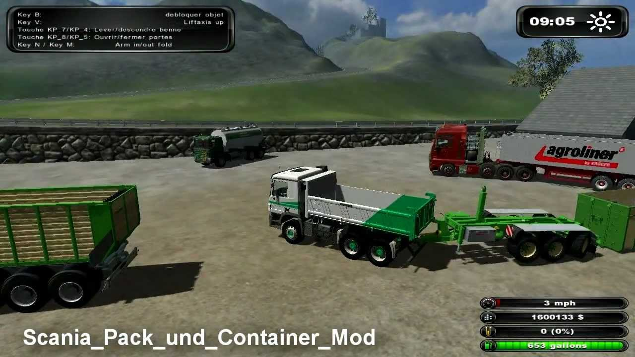 SIMULATOR 2013 ENGIN GRATUITEMENT MODS FARMING PORTE TÉLÉCHARGER