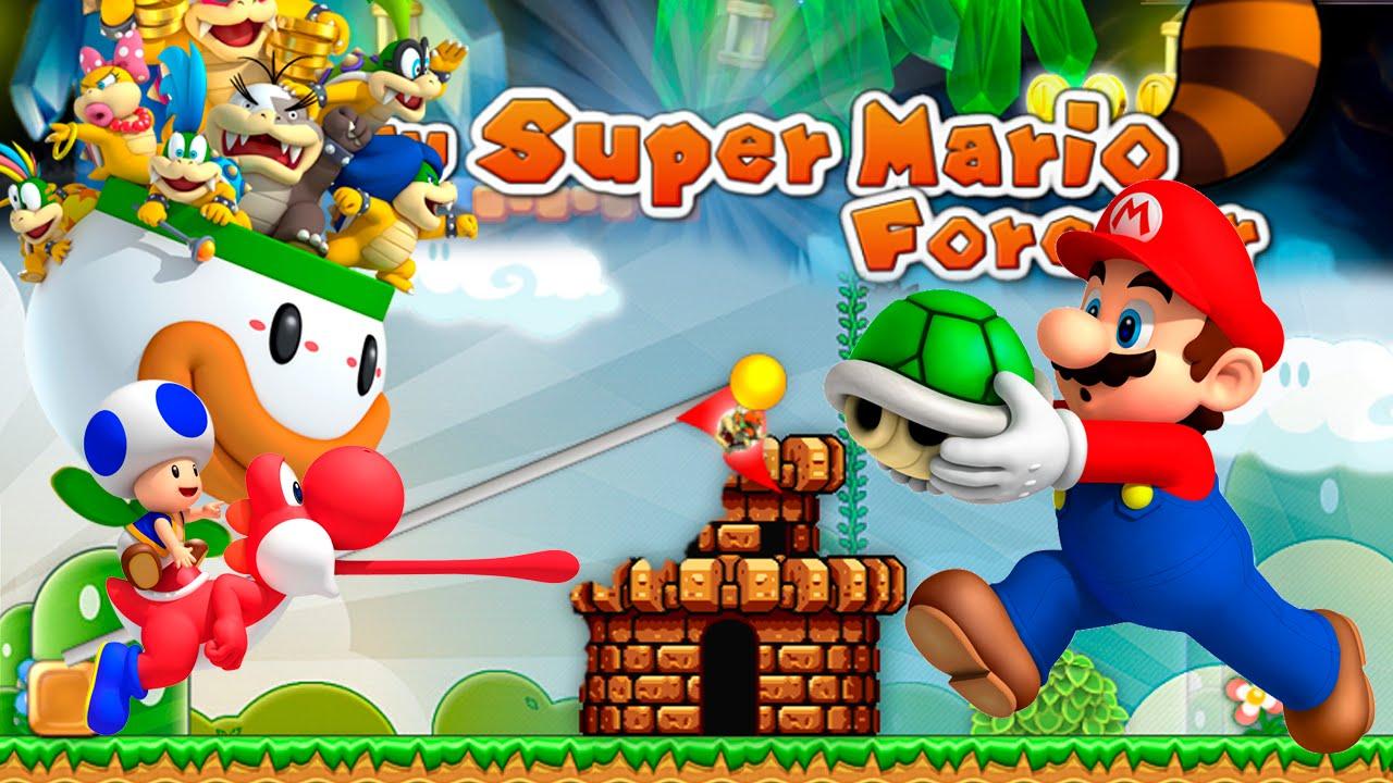 super-mario-3-forever
