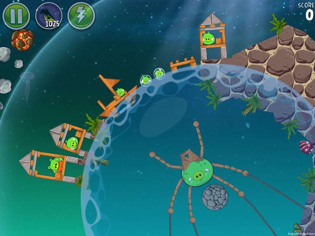 Télécharger Angry Birds Space Gratuit • Télécharger Jeux PC