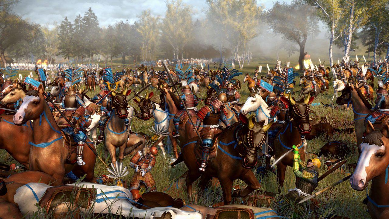Total War Shogun 2-5