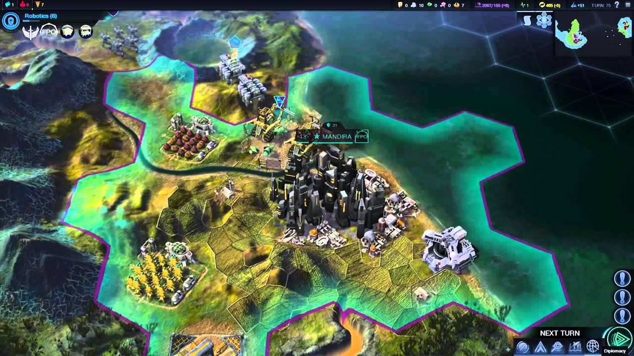 civilization beyond earth-1