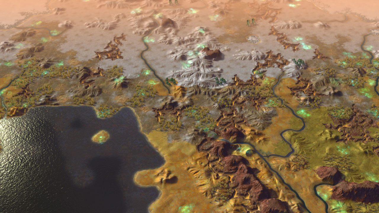 civilization beyond earth-5