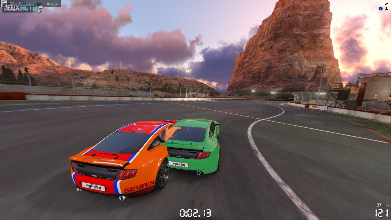 TrackMania 2 Canyon-2
