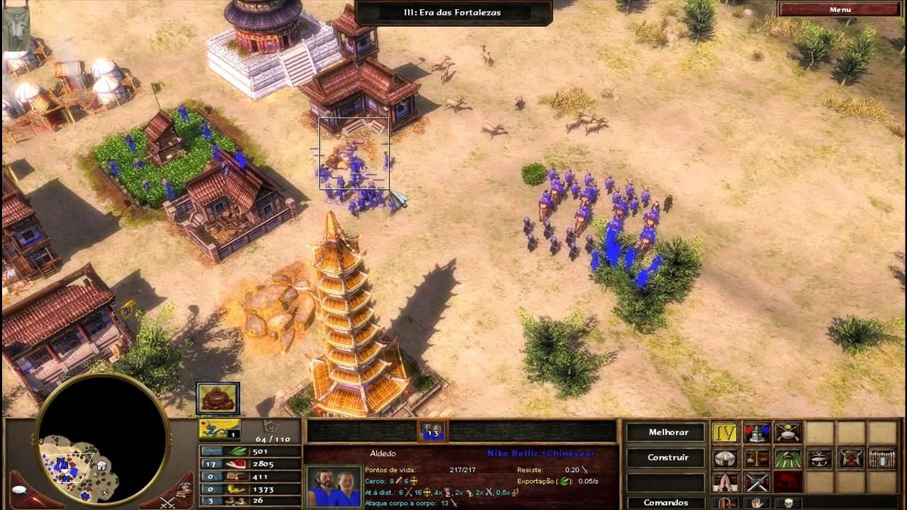 Age of Empires 4 téléchargement gratuit version complète pour pc Télécharger Age Of Empires 3 PC Aperçu du jeu: Age Of Empires 3 est absolument hors des charts, il n'y a jamais eu un jeu sorti avec une précision parfaite.