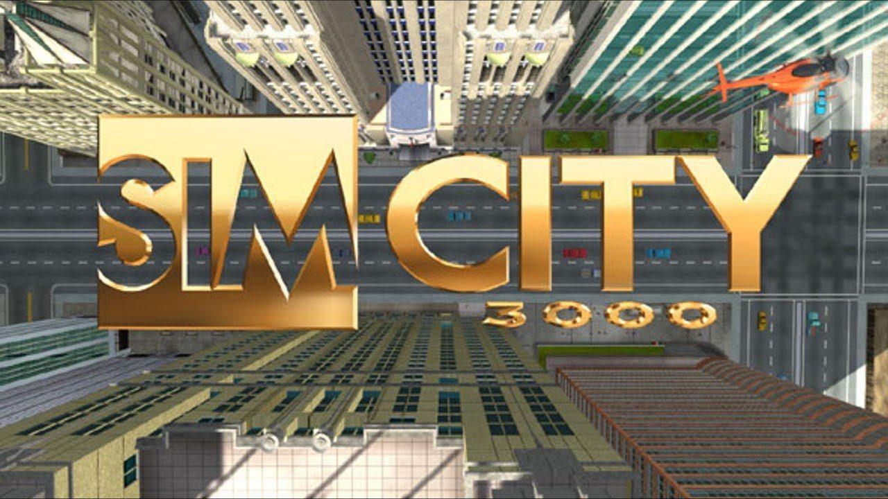 Sim City 3000-1