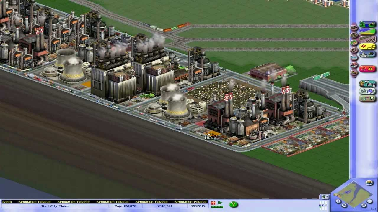 Sim City 3000-2