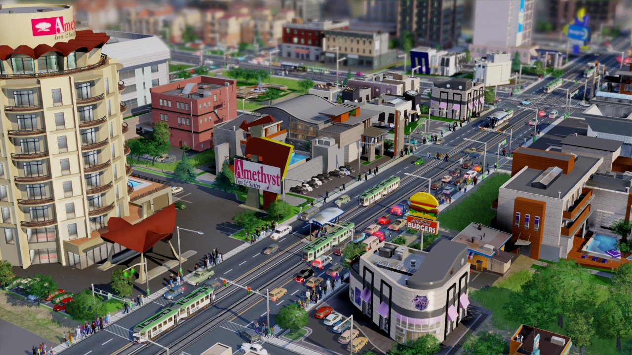 Sim City 3000-6