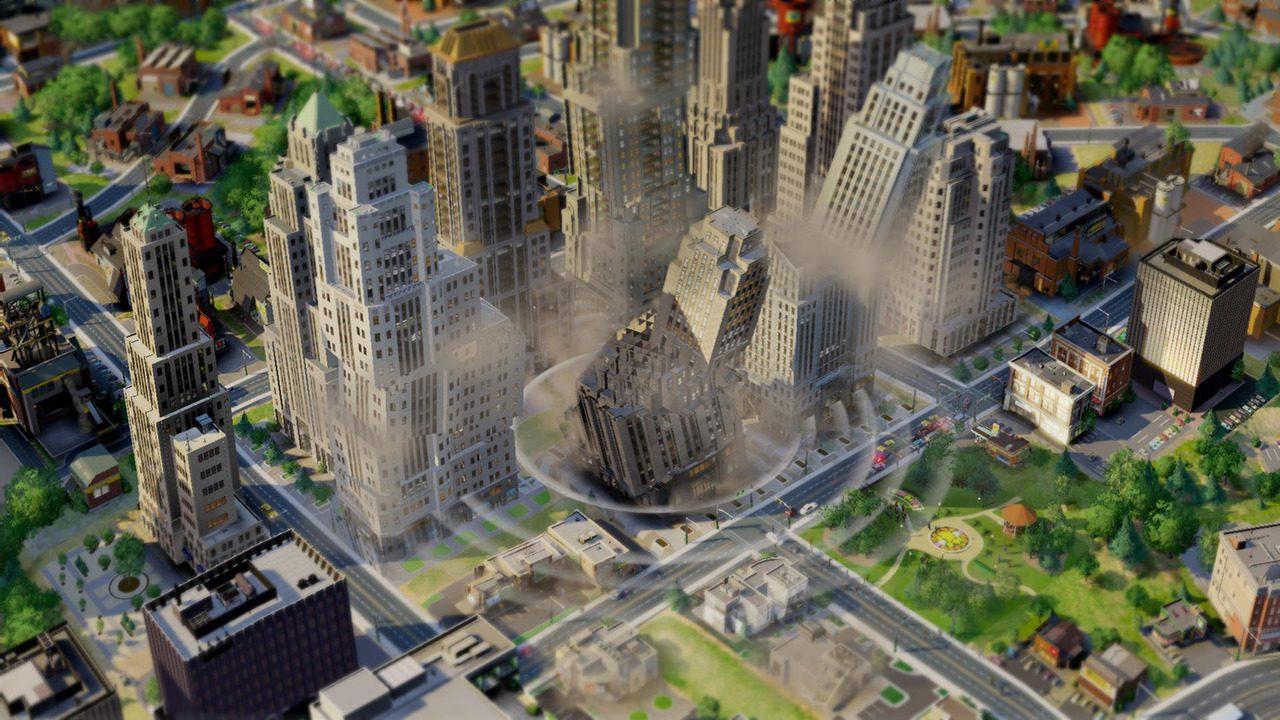 Sim City 3000-7