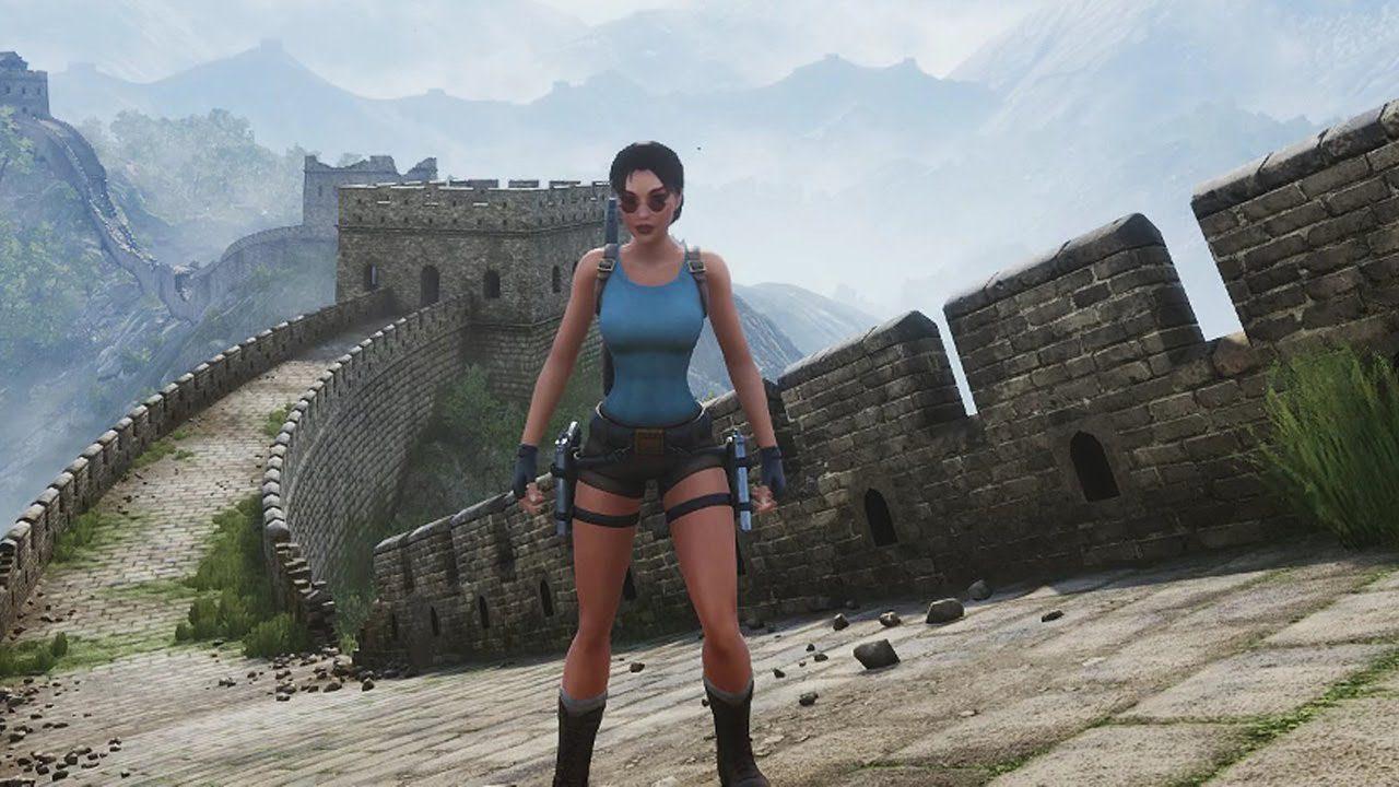 Remake de Tomb Raider 2, modernisé avec des graphismes actuels et une jouabilité parfaite. Créé par un fan, ce jeu batisé