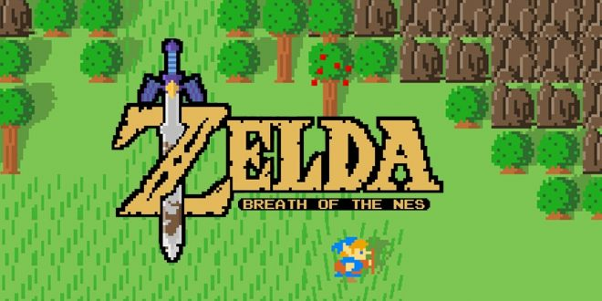 Zelda : Breath of the Nes
