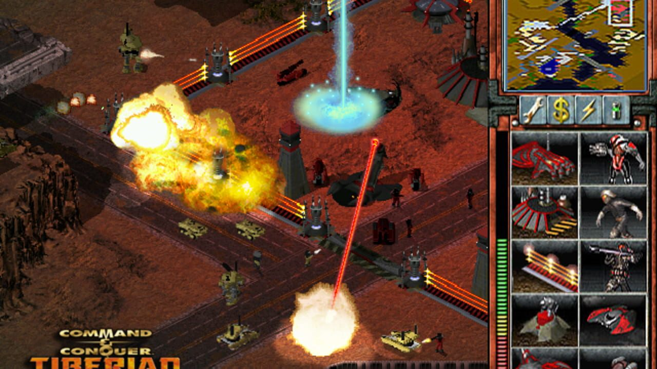 Command and Conquer Tiberian Sun-4