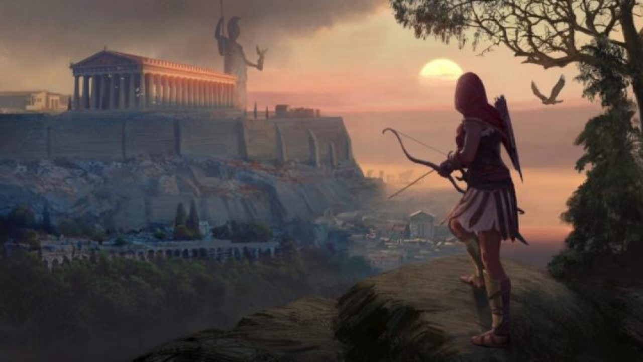 Assassin's Creed Odyssey-2