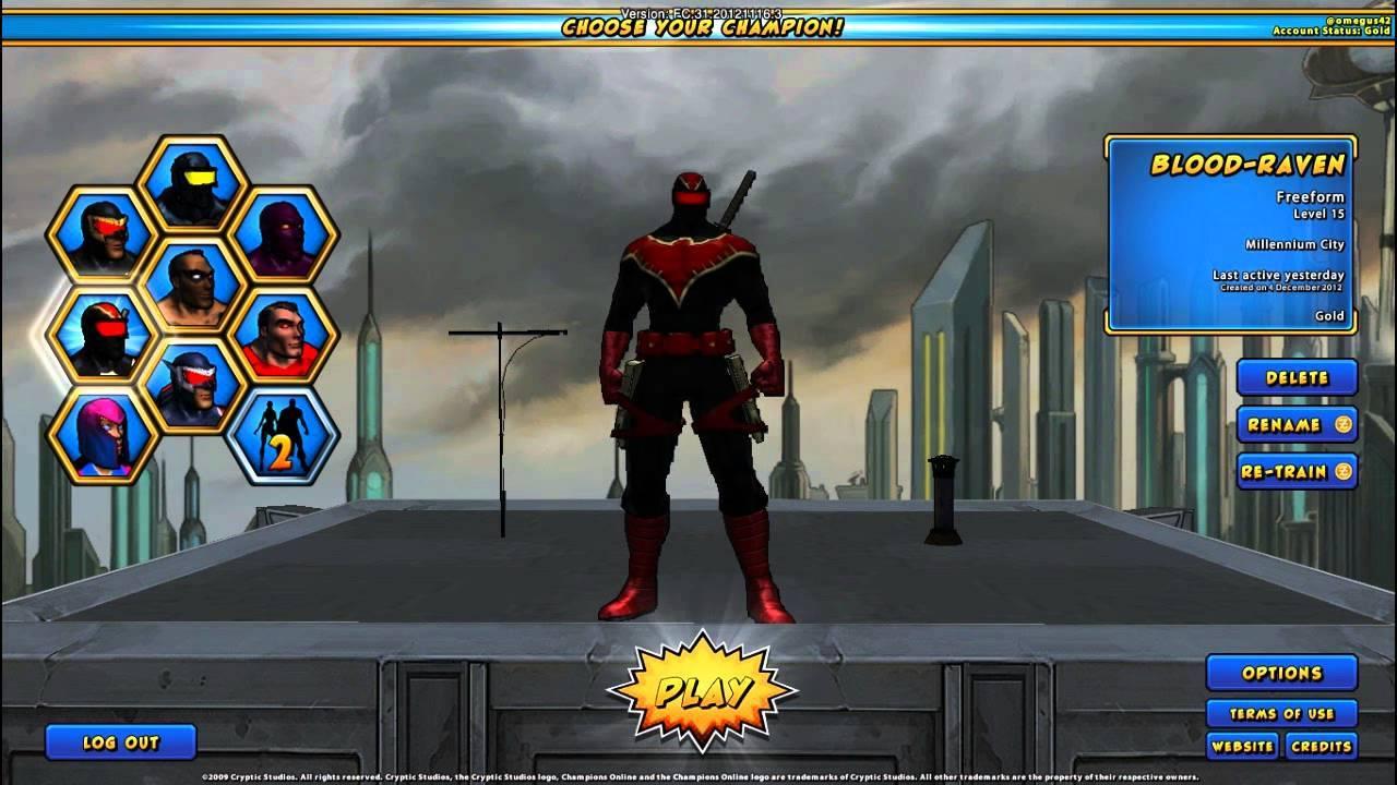 Champions Online6