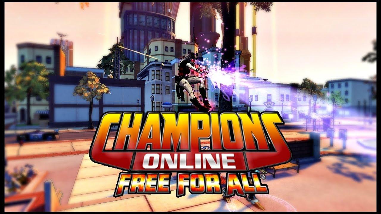 Champions Online7