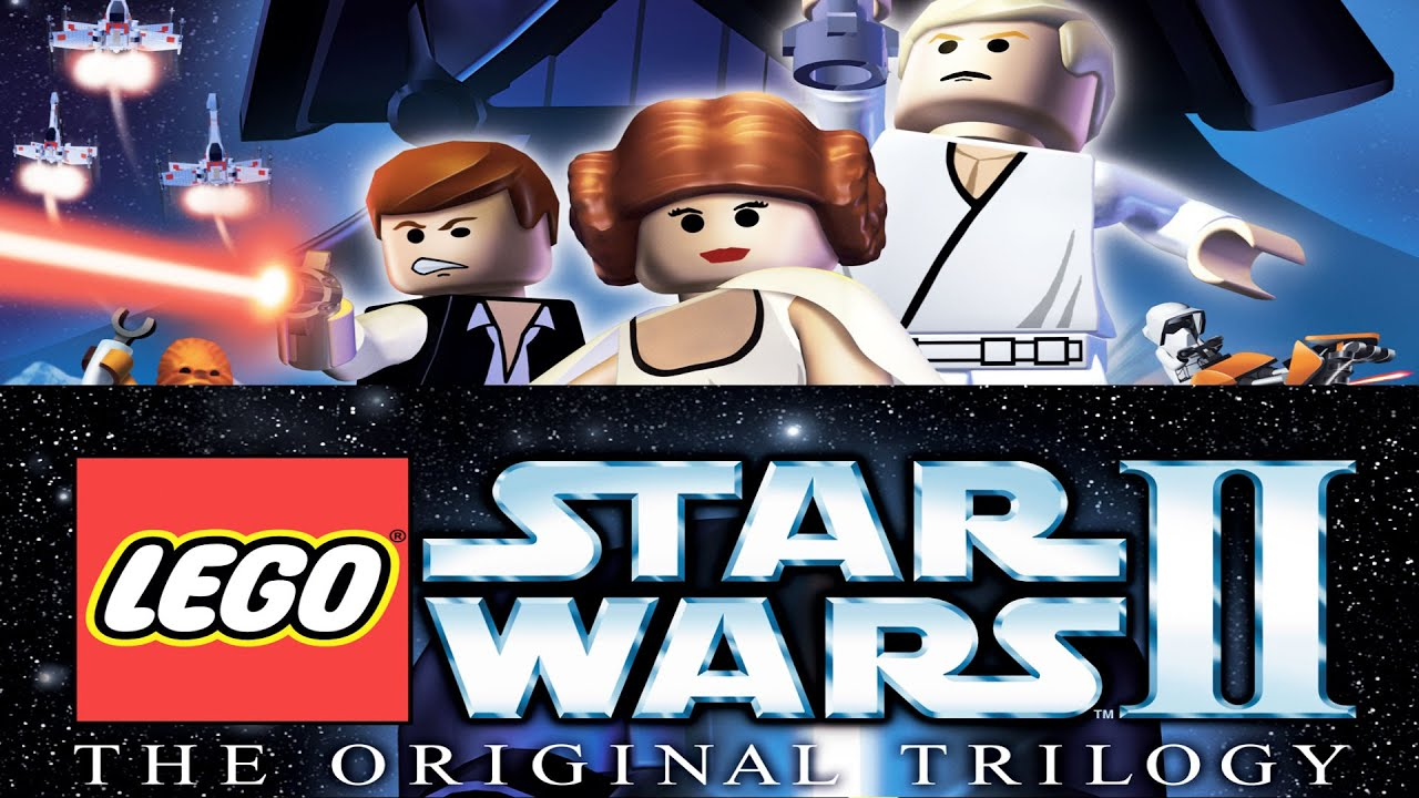 LEGO Star Wars 2 The Original Trilogy-2