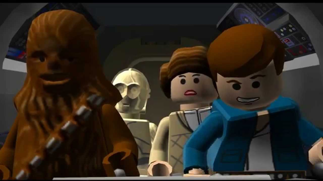 LEGO Star Wars 2 The Original Trilogy-3