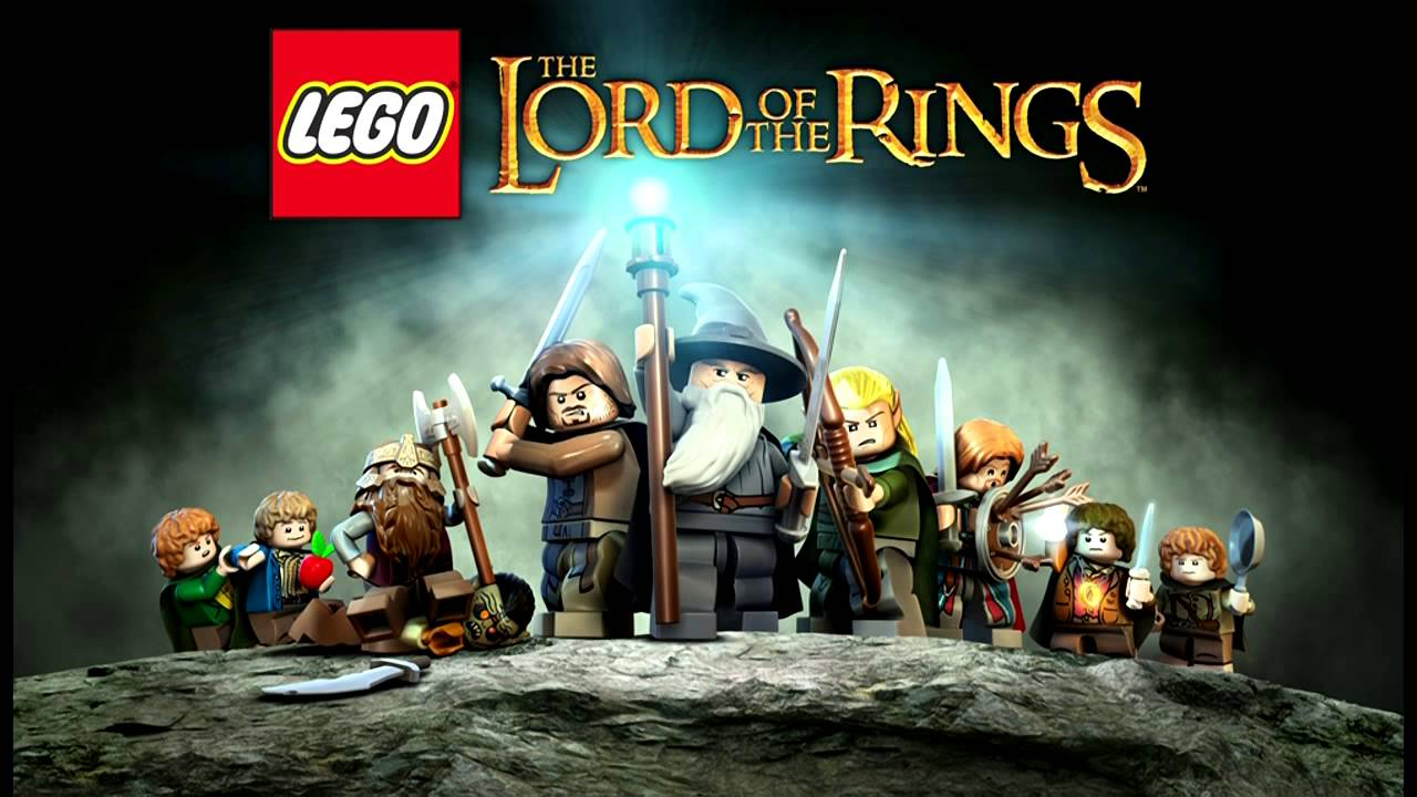 Lego The Lord of the Rings-1