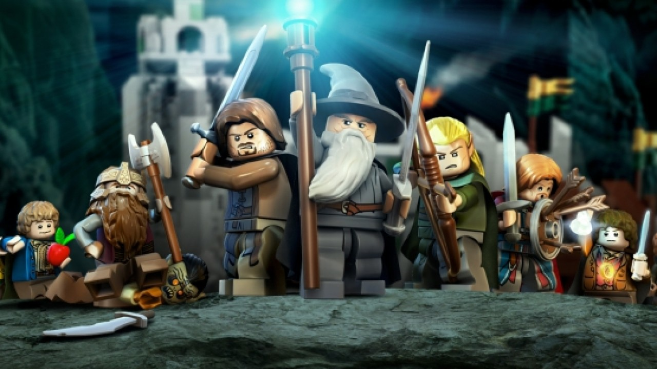 Lego The Lord of the Rings-2