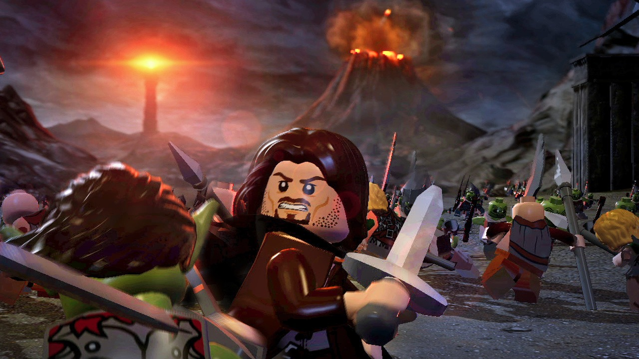 Lego The Lord of the Rings-4