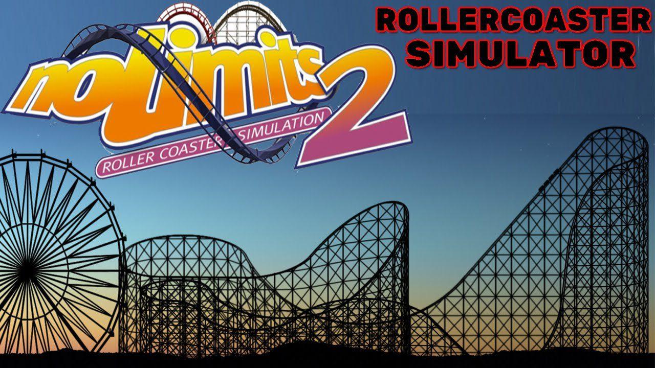 NoLimits Rollercoaster Simulation 2-1