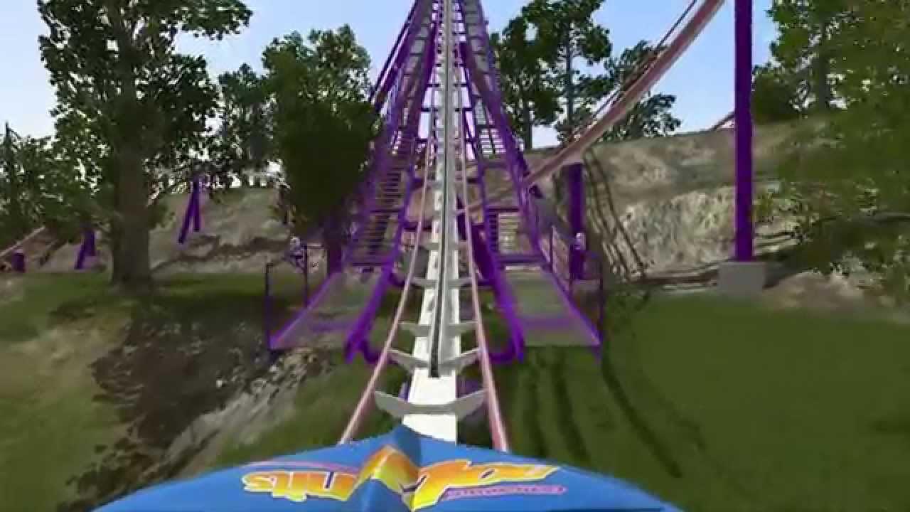 NoLimits Rollercoaster Simulation 2-4
