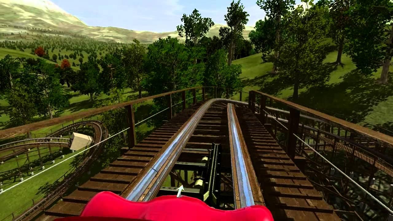 NoLimits Rollercoaster Simulation 2-5