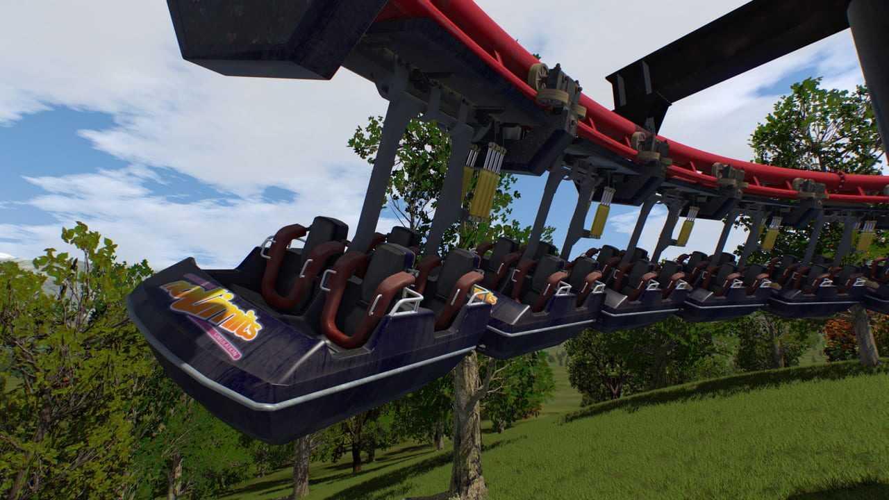 NoLimits Rollercoaster Simulation 2-6