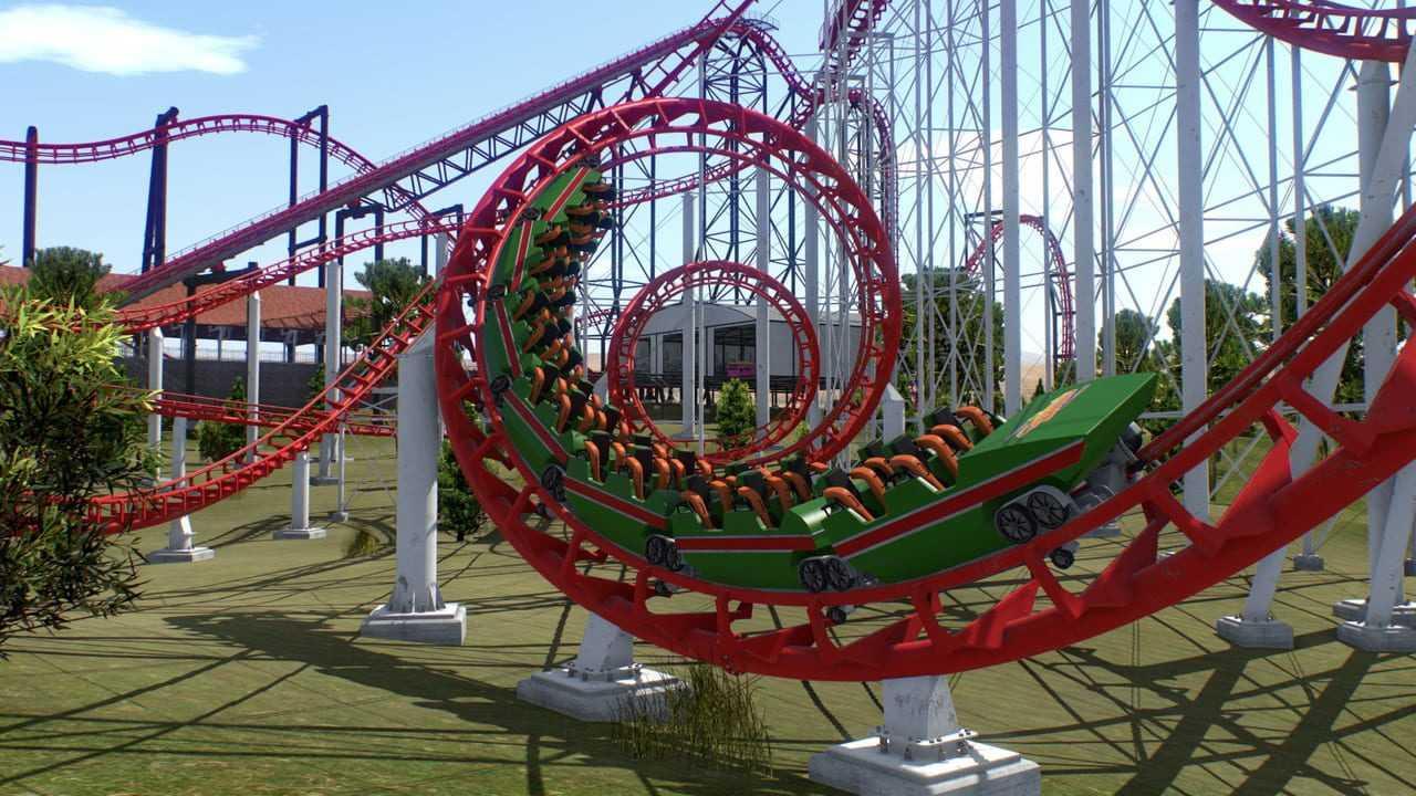 NoLimits Rollercoaster Simulation 23