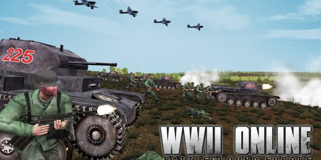 World War 2 Online