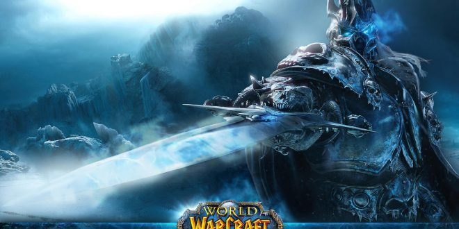 World of Warcraft : Wrath of the lich king (WOTLK)