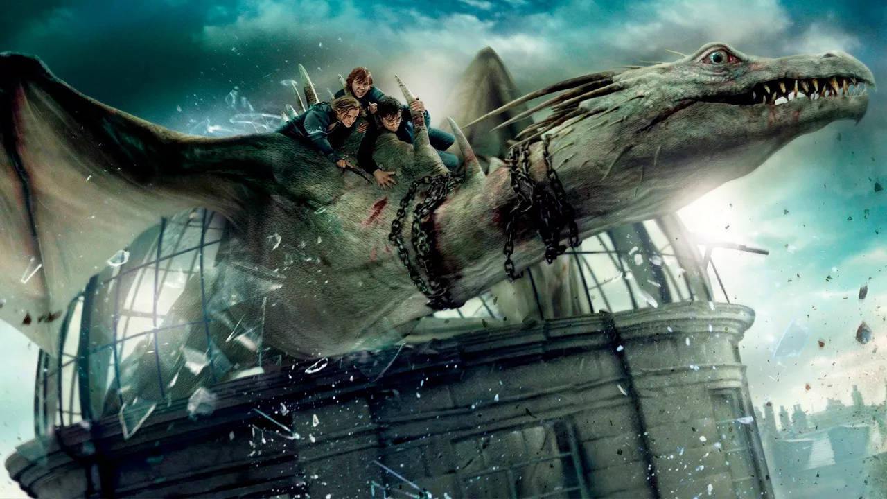 Harry Potter et les Reliques de la Mort Part. II-10
